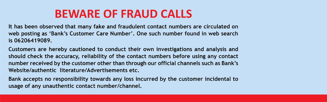 Fraud-Call